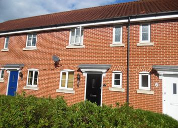 Thumbnail 2 bedroom terraced house for sale in Windmill Close, Lakenheath, Brandon
