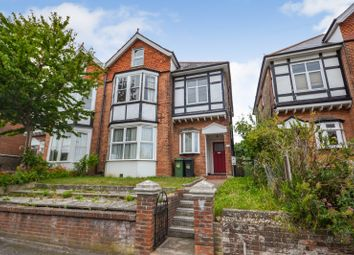 Thumbnail 3 bed maisonette to rent in Amherst Road, Bexhill On Sea