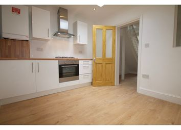 Thumbnail 4 bed terraced house to rent in Tennyson Road, Stratford, London