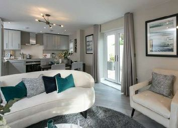 Thumbnail 2 bed flat for sale in Walton On Thames, Surrey