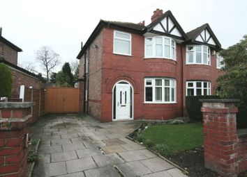 Thumbnail 3 bedroom semi-detached house to rent in Ainsdale Drive, Sale