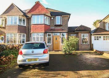 Thumbnail 4 bed semi-detached house for sale in Slough Lane, Kingsbury, London