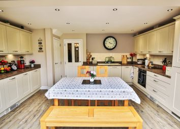 Thumbnail 4 bedroom town house for sale in Cae Canol, Penarth