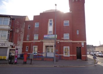 Thumbnail 1 bedroom flat to rent in Blackpool, Lancashire