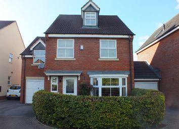 Thumbnail 5 bed detached house for sale in Millard Close, Hilperton Marsh, Trowbridge
