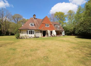 Thumbnail 4 bed property for sale in Cotchford Lane, Upper Hartfield, E.Sussex