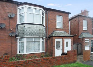 Thumbnail 2 bed flat to rent in Hunter Avenue, Blyth