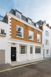 5 bed detached house for sale in Fairholt Street, Knightsbridge, London SW7