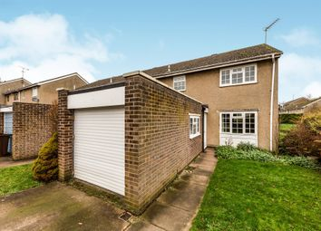 Thumbnail 3 bed end terrace house for sale in Davys Close, Wheathampstead, St. Albans