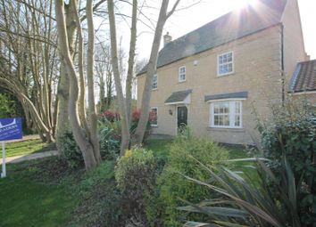 Thumbnail 6 bed detached house to rent in Uffington Road, Barnack, Stamford