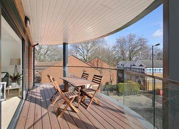 Thumbnail 2 bed flat to rent in Cape Apartments, 130 Rotherhithe New Road, London