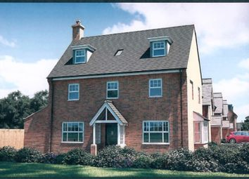 Thumbnail 4 bed detached house for sale in Westerman Way, Wareham