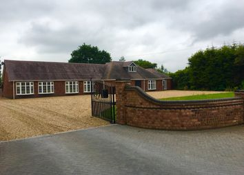 Thumbnail 6 bed bungalow to rent in Kenilworth Road, Hampton-In-Arden, Solihull