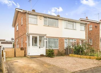 Thumbnail 3 bed semi-detached house for sale in Morris Drive, Banbury, Oxfordshire, Oxon
