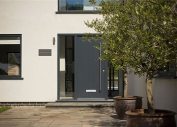 Thumbnail 5 bed detached house for sale in Bourne Grove, Lower Bourne, Farnham, Surrey