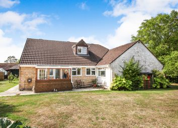 Thumbnail 4 bed detached house for sale in ., West Orchard, Shaftesbury