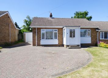 Thumbnail 3 bed bungalow for sale in Cavell Close, Swardeston