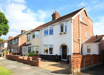 Thumbnail 3 bed semi-detached house for sale in Holmefield Road, Grassendale, Liverpool