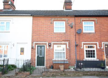 Thumbnail 2 bedroom terraced house for sale in High Street, Sproughton, Ipswich, Suffolk