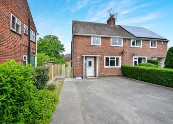 Thumbnail 3 bed semi-detached house to rent in Brook Close, Alfreton
