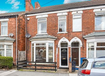 Thumbnail 2 bedroom end terrace house for sale in Thoresby Street, Hull