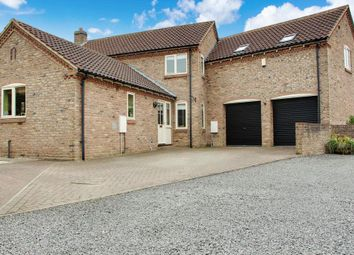 Thumbnail 4 bed detached house for sale in High Bields, Yapham, York