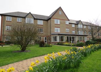 Thumbnail 2 bed flat for sale in Old Market Court, St. Neots
