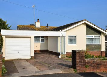 Thumbnail 3 bed bungalow for sale in Wolston Close, Brixham