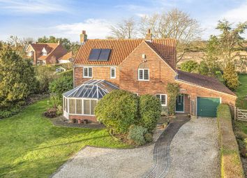 Thumbnail 5 bed detached house for sale in Algarth Road, Pocklington, York