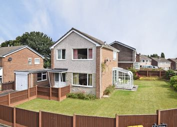 Thumbnail 3 bed detached house for sale in Ashdene Avenue, Crofton, Wakefield