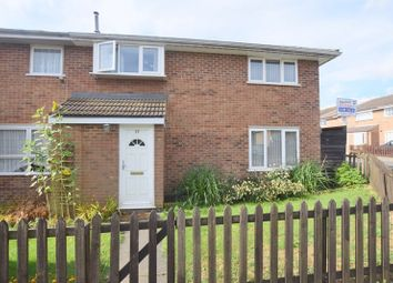 Thumbnail 3 bed semi-detached house for sale in Greenlaw Place, Bletchley, Milton Keynes