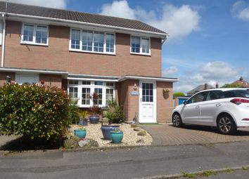 Thumbnail 3 bed end terrace house for sale in Almond Grove, Parkstone, Poole