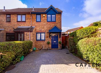 Thumbnail 2 bed end terrace house for sale in Cumberland Close, Ilford