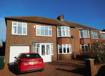 Thumbnail 5 bed semi-detached house to rent in Beach Road, North Shields