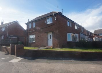 Thumbnail 3 bedroom semi-detached house for sale in Guernsey Road, Sunderland