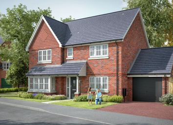 Thumbnail 4 bedroom detached house for sale in Rocky Lane, Haywards Heath, West Sussex