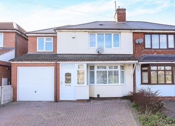 Thumbnail 4 bed semi-detached house for sale in Braden Road, Wolverhampton