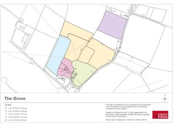 Thumbnail Land for sale in Brookhampton, Much Wenlock, Shropshire