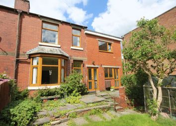 Thumbnail 3 bed end terrace house for sale in Half Acre Mews, Bamford, Rochdale