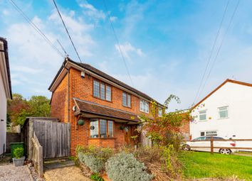 Thumbnail 2 bed semi-detached house for sale in Wycombe Lane, Wooburn Green, High Wycombe