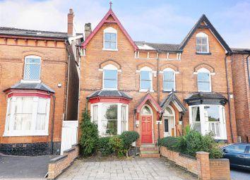 Thumbnail 5 bed semi-detached house for sale in Ashfield Road, Kings Heath, Birmingham