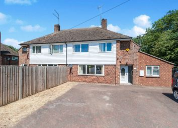 Thumbnail 4 bed semi-detached house for sale in Whittington Hill, Whittington, King's Lynn