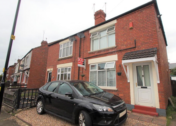 Thumbnail 2 bedroom semi-detached house for sale in Lawrence Saunders Road, Radford, Coventry, West Midlands