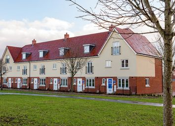 """Thumbnail 4 bed terraced house for sale in """"The Allington"""" at Pritchard Way, Amesbury, Salisbury"""