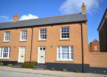 Thumbnail 3 bed end terrace house for sale in Bridport Road, Poundbury, Dorchester