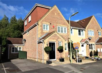 Thumbnail 4 bed end terrace house for sale in St Christophers Close, Aldershot, Hampshire