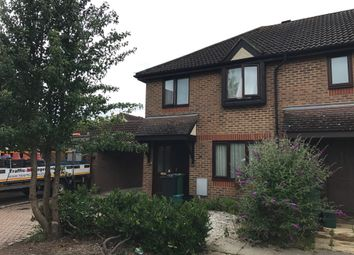 Thumbnail 3 bed end terrace house to rent in Broadmead, Horley