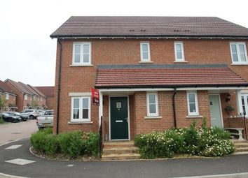 Thumbnail 3 bed terraced house to rent in Pickernell Road, Tidworth