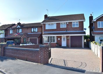 Thumbnail 4 bed detached house for sale in Seaton Close, Lightwood