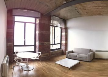 Thumbnail Studio to rent in Rent Free, Furnished Apartment, Velvet Mill